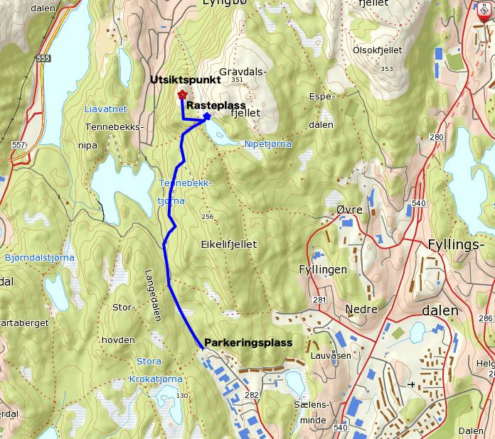 løvstakken kart Nipetjørna | WILDERNESS løvstakken kart